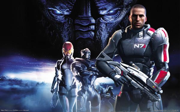 Mass Effect стала глобальной космической игрой