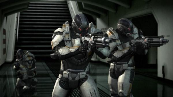 Система боя в Mass Effect
