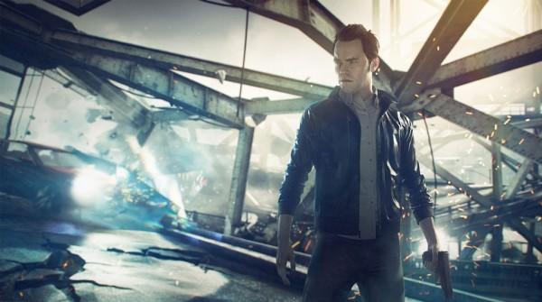 Момент перехода в игре Quantum Break