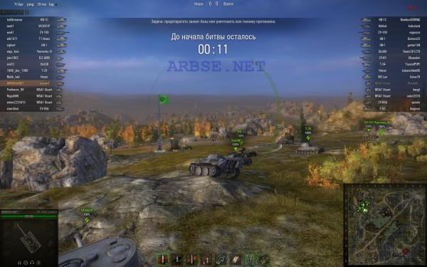 Немного теории о танках в WoT