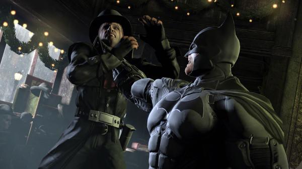 Он такой разный – сюжет в Batman: Arkham Origins