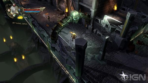 Уникальна игра с мобами Realms of Ancient War