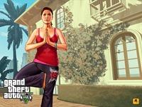 Арт Grand Theft Auto 5: Аманда