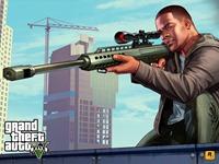 Арт Grand Theft Auto 5: Франклин 2