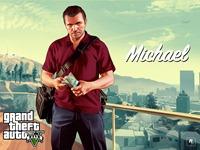 Арт Grand Theft Auto 5: Майкл