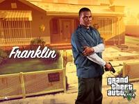 Арт Grand Theft Auto 5: Франклин