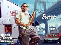 Арт Grand Theft Auto 5: Тревор