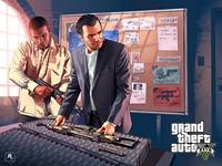 Арт Grand Theft Auto 5: Подготовка