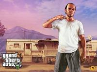 Арт Grand Theft Auto 5: Тревор: Резать тут