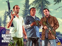 Арт Grand Theft Auto 5: Охота