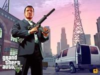 Арт Grand Theft Auto 5: Майкл 2