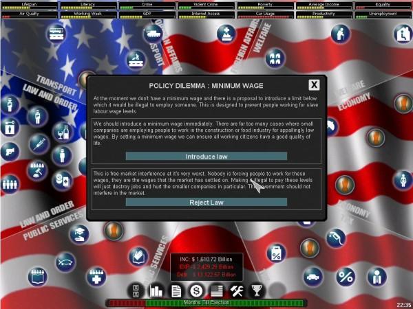 Что ждать от третье части игры Democracy