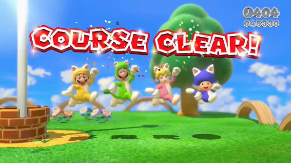 Super Mario 3D World не предусматривает дополнений