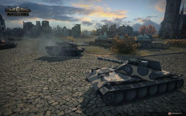 Новый режим для World of Tanks продолжает радовать