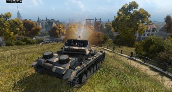 World of Tanks для Xbox 360