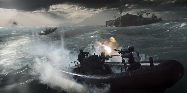 Очередная порция новостей о Battlefield 4