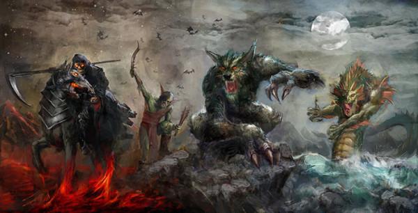 Что ожидает игру Ghosts 'n Goblins – Demon World