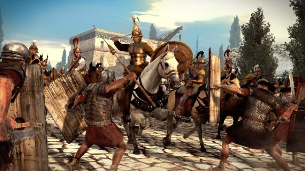 Total War: Rome 2 ждут  большие дополнения
