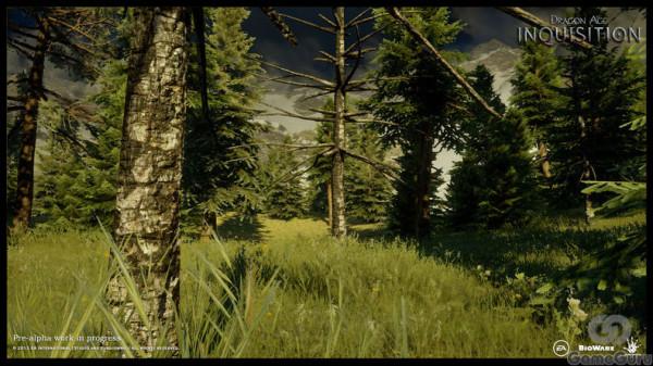 Dragon Age: Inquisition: успехи разработки