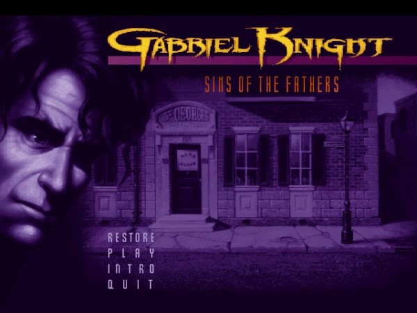 На каких платформах выйдет Gabriel Knight: Sins of the Fathers