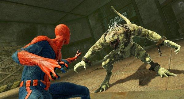 The Amazing Spider Man и его прелести
