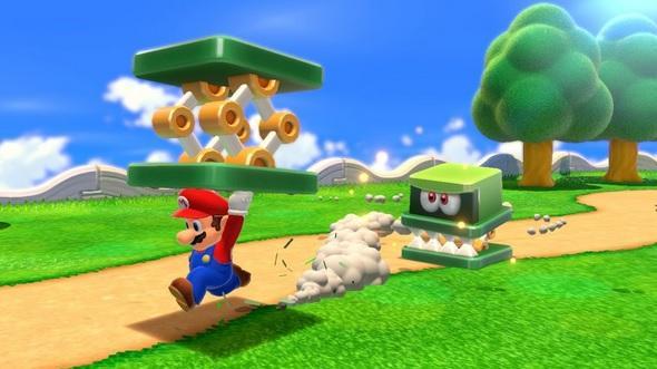 Появилось новое Super Mario 3D World