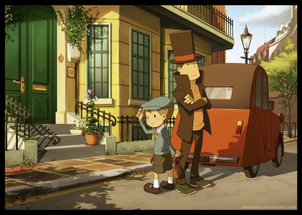 Что можно сказать о головоломках в игре Professor Layton