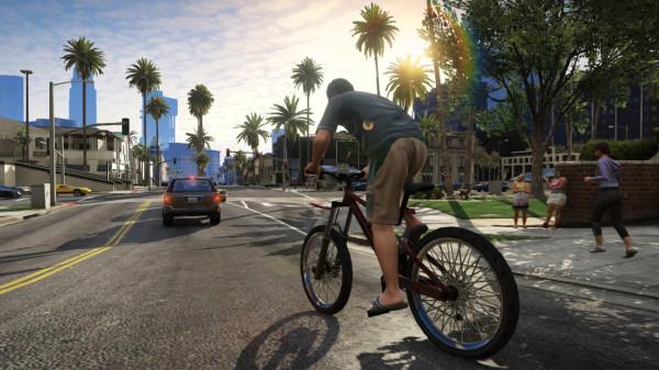Grand Theft Auto V снова на первом месте среди игр года