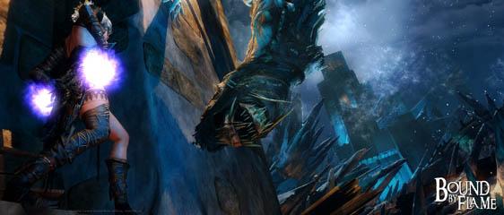Spiders Studios  представила ролик о Bound by Flame