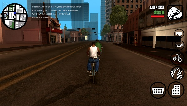 Grand Theft Auto: San Andreas теперь и для мобильного
