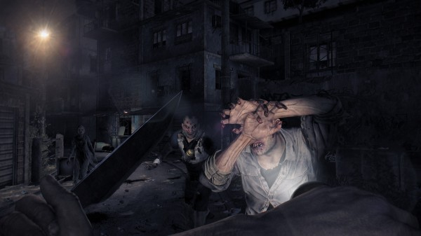 Dying Light  - ночной режим
