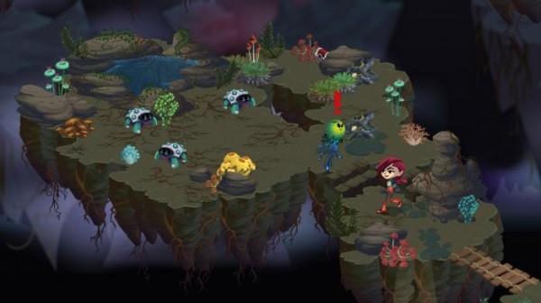 Новая версия игры Outernauts
