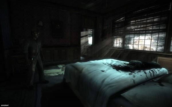 Какова концепция игры SilentHill: Downpour