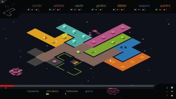 Игра Rymdkapsel выйдет на ПК в январе 2014 года