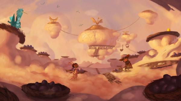 Broken Age – приключения двух детей