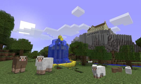 В Майнкрафт теперь можно создать свой мир