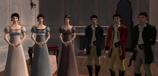 По мотивам романов Джейн Остин планируют сделать онлайн-игру