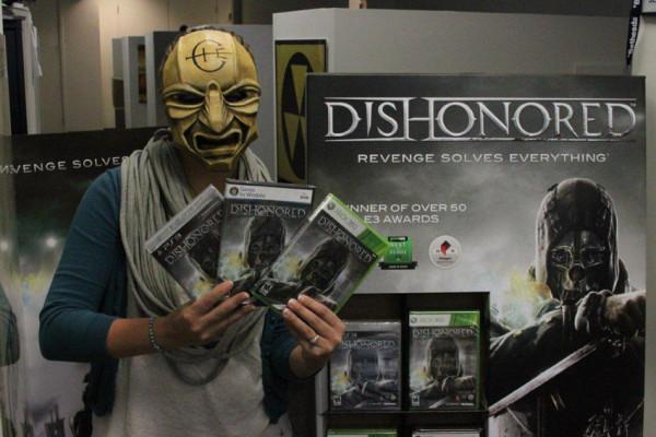 Долгожданный выход Dishonored