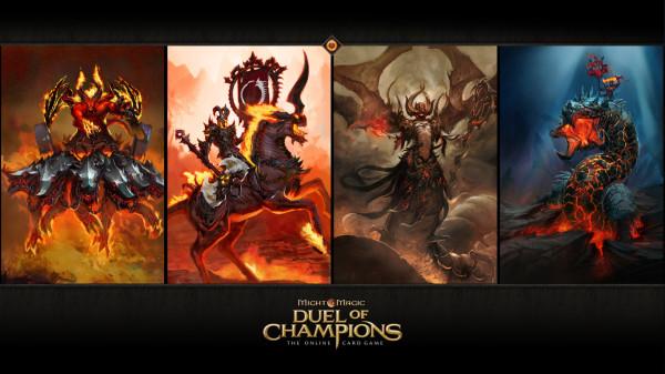 Дополнение к игре Duel of Champions