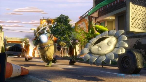 Plants vs. Zombies: Garden Warfare стартует в феврале