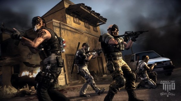 Жанр шутеров: от GRAW до Army of Two: The Devil's Cartel
