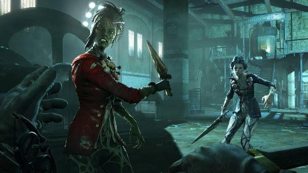 Dishonored: The Brigmore Witches. Ведьма из Дануолла