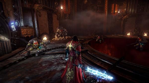 Больше подробностей о Castlevania 2: Lords of Shadow 2