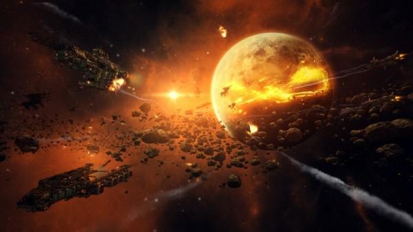 Entropy – начало космической саги