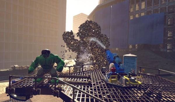 Что из себя представляет Lego Marvel Super Heroes?