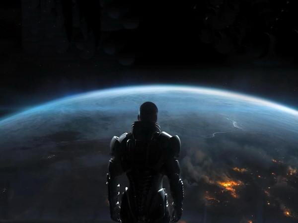 Скоро выйдет Mass Effect