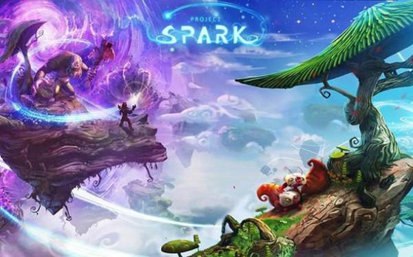 Что из себя представляет Project Spark