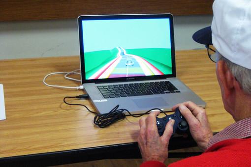 Компьютерные игры помогают не стареть?