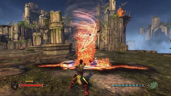 Sorcery и немного подробностей об игре