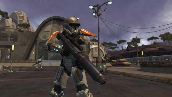 Новое дополнение для Star Wars: The Old Republic